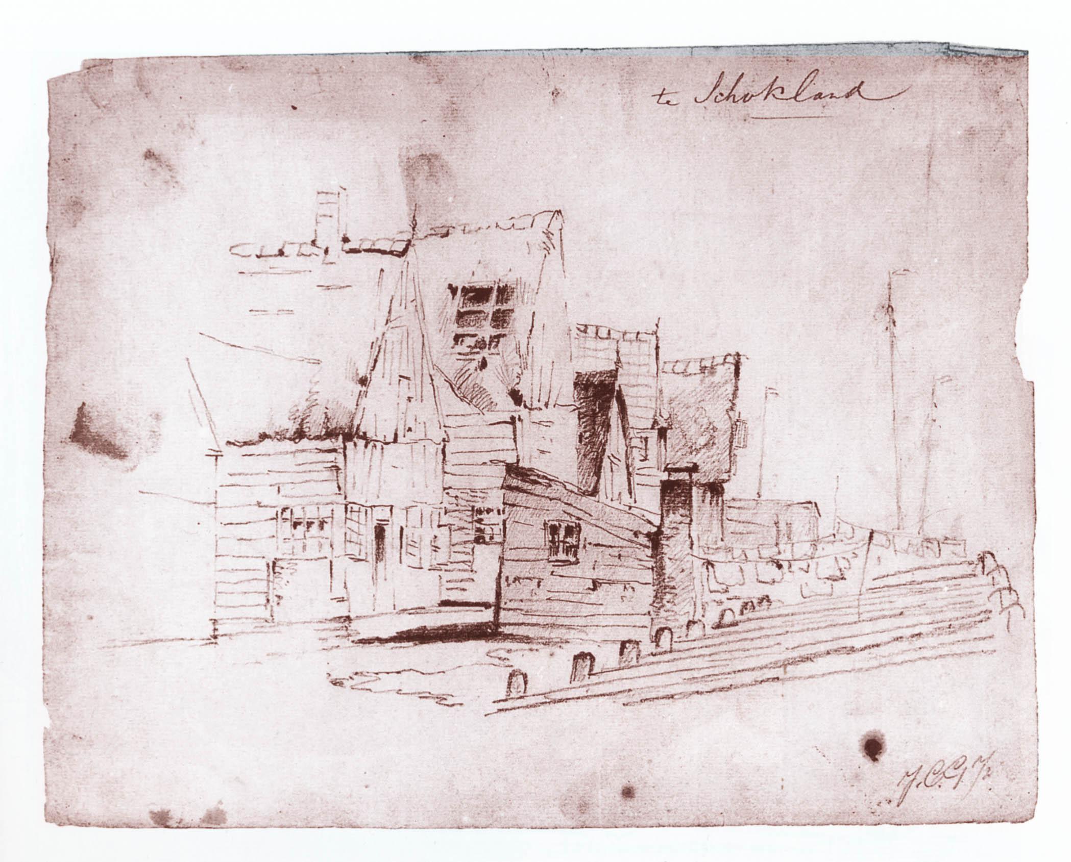 De woningen van de schokkers op het eiland en in brunnepe - Tafelhuis van het wereld lange eiland ...